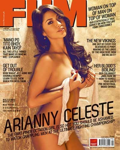 arianny celeste fhm ph
