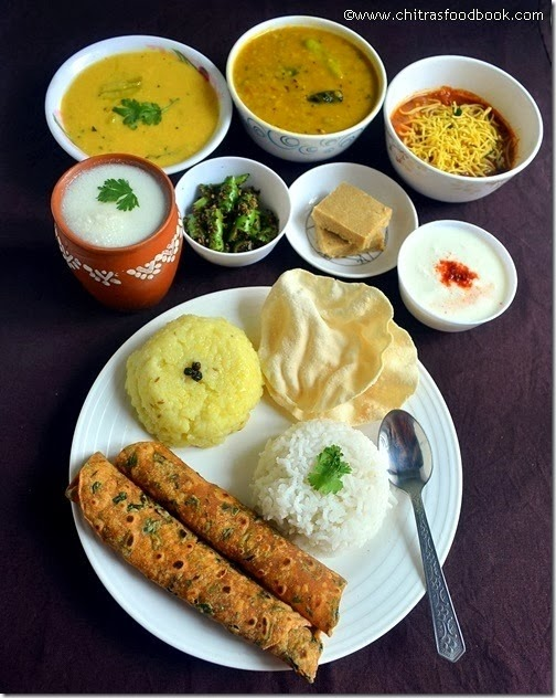 Gujarati-lunch-menu