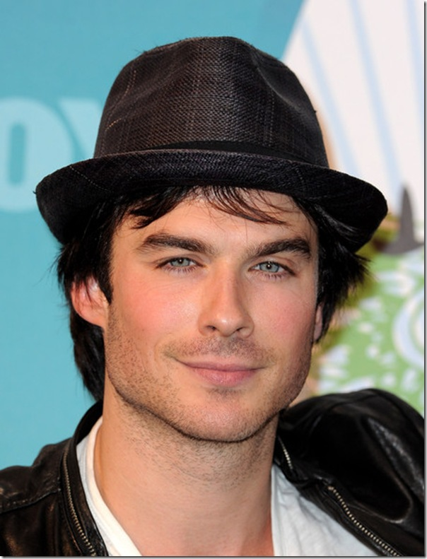 Ian Somerhalder Dress Hats Fedora e9IWZIQjDffl