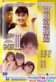 Ma Vui Vẻ 3 - Happy Ghost III