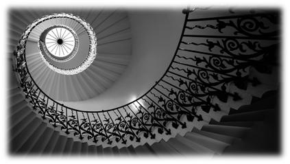 Tulip stairs, Dario Mulas Debois