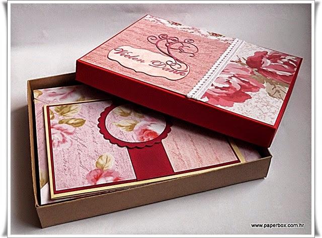 Poklon kutija sa čestitkama (3)