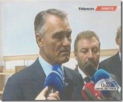 Cavaco Silva em ValpaçosSet2011