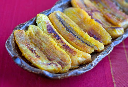 Pan-fried Plantains with Cardamom - Cover2