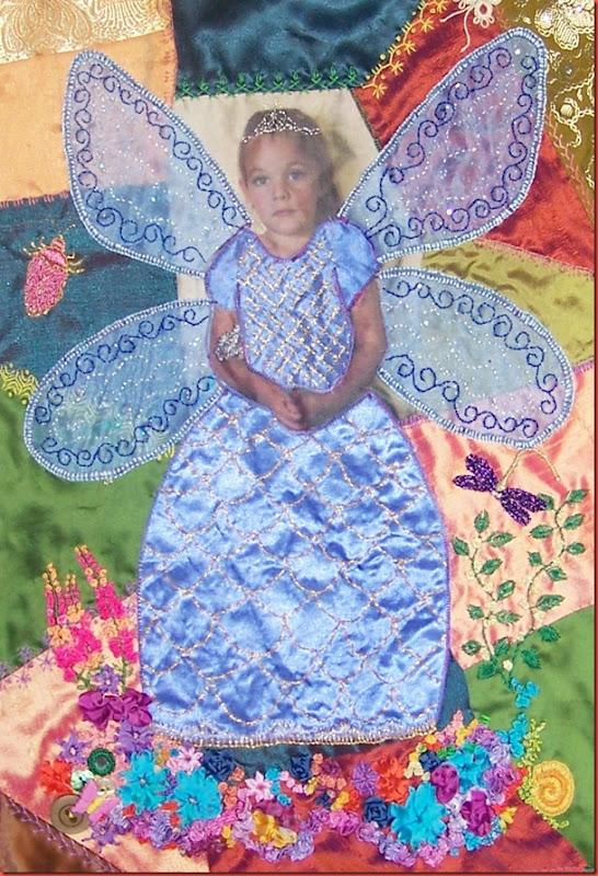 blue fairy 1-8-2010