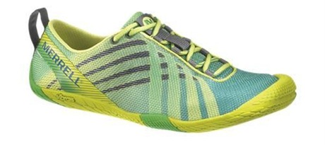 Merrell vapor glove - women's green