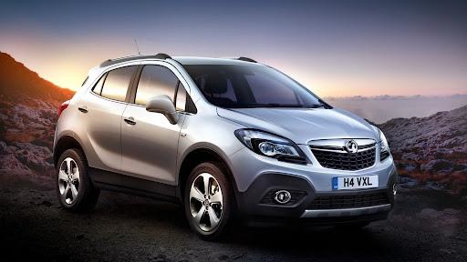 2013 Opel Mokka Kompakt Crossover Gün Işığına Çıktı