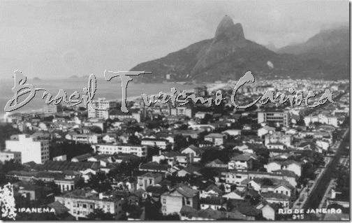 Ipanema-anos 50