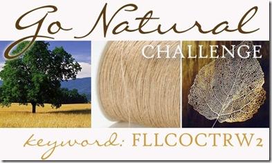 Go Natural Noon Challenge Graphic