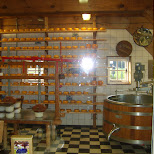 cheese factory at the zaanse schans in zaandam in Zaandam, Noord Holland, Netherlands