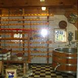 cheese factory at the zaanse schans in zaandam in Zaandam, Noord Holland, Netherlands
