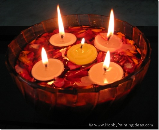 Diwali-Floating-Candles