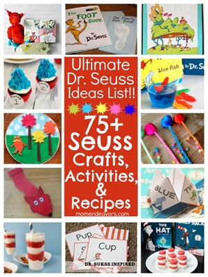 Dr Seuss Cat The Hat Outdoor Activities For Toddlers