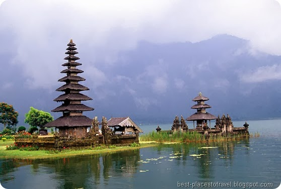 best places to travel in Indonesia