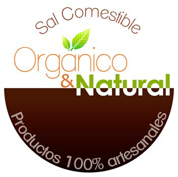 logo organico y natural