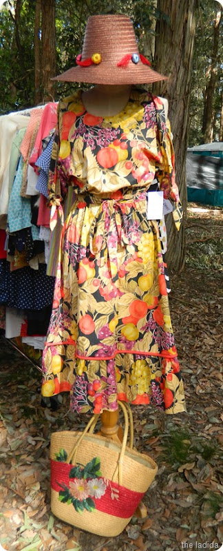 Fifties Fruit Dress