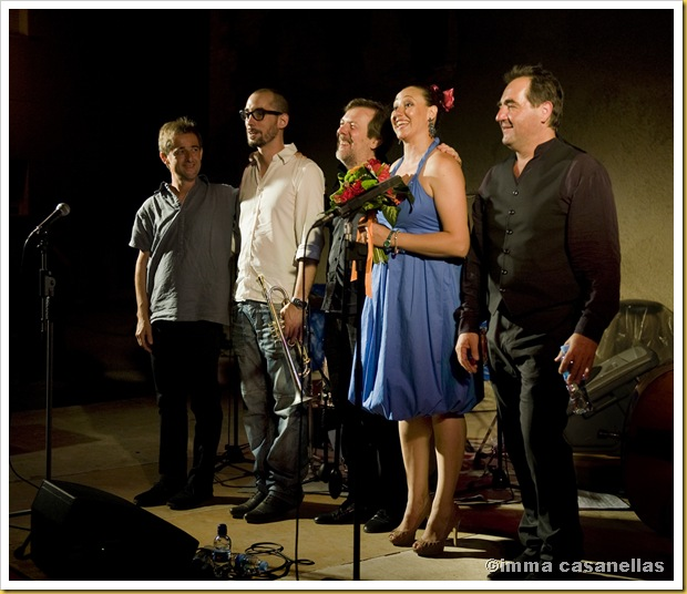 Marc Miralta, Raynald Colom, Ignasi Terraza, Susana Sheiman i Pierre Boussaguet, Torre-Ramona 2012