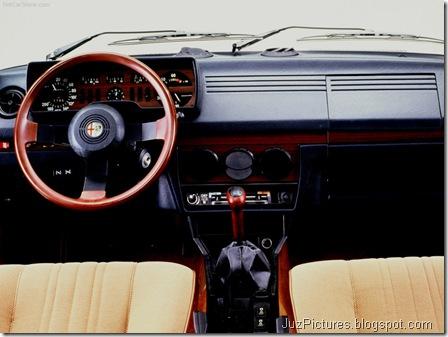 Alfa Romeo Alfetta 2.03