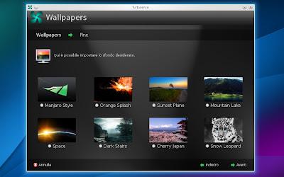 Turbulence - sfondo KDE / Openbox