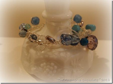 BMB PB&J Crocheted Bracelet