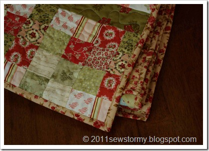 2010 Sister's Quilt