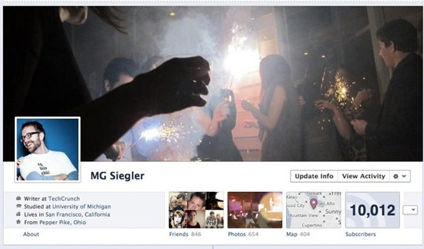 MG Siegler New Facebook
