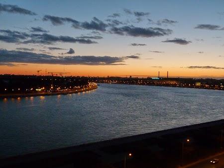 Circuit Rusia: Noptile albe - St. Petersburg