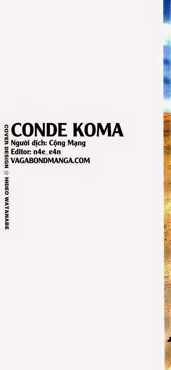 Conde Koma Chap 89