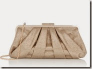 Oasis Clutch Bag Gold