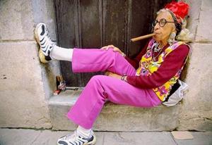 Кубинская женщина
