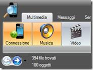 Gestire e passare video, audio, foto, suonerie, messaggi tra iPhone, iPod, iPad e il PC