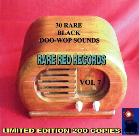 Rare Black Doo-Wop Sounds Vol. 07 - 31 Front