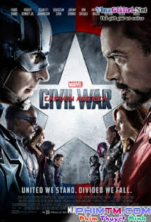 Nội Chiến Siêu Anh Hùng - Captain America: Civil War