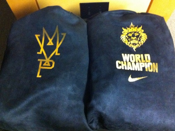 Nike LeBron 9 MVP  World Champion Pack Release Information