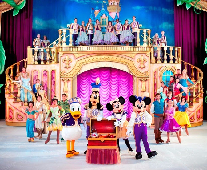 Disney On Ice- Treasure Trove