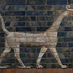 31 - Monstruo fantastico de las Puertas de Isthar