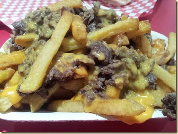 Philly Cheese Fries