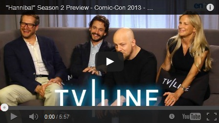 Hannibal cast interview TVLine