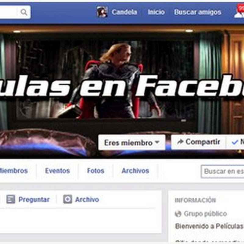Por qu no puedo unirme a un grupo de facebook for Grupo facebook