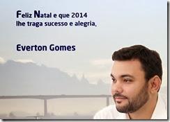 Feliz Natal_Everton
