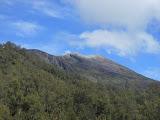 A closer look at Gunung Welirang seen from the trail down to Tretes (Dan Quinn, June 2013)