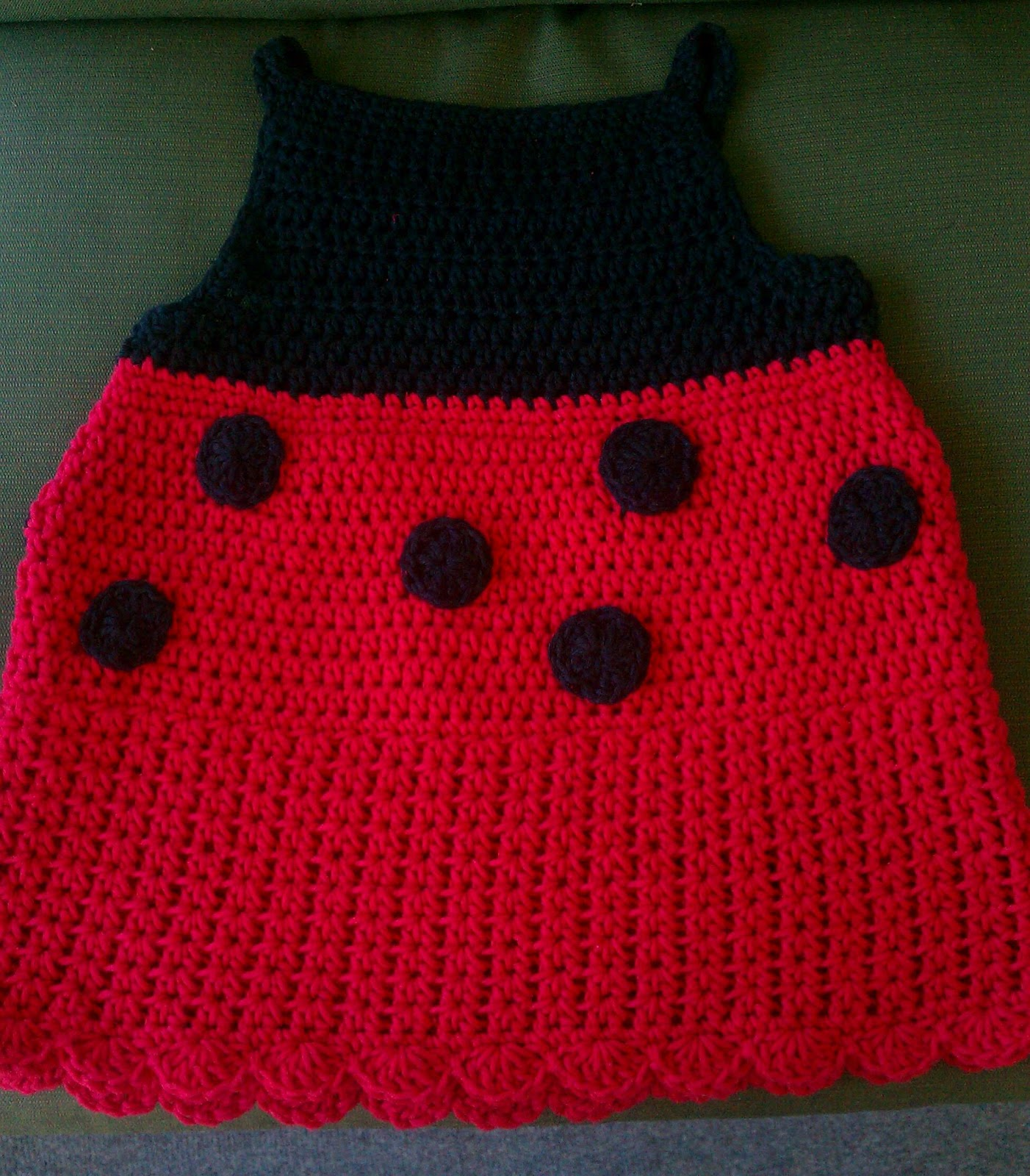 Tw in stitches july 2013 emmys ladybug dress bankloansurffo Choice Image