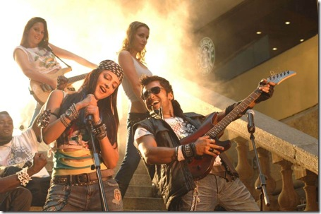 surya 7am arivu latest stills
