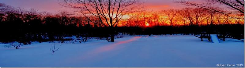 sun rise round solstice
