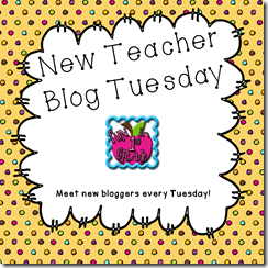 New Teacher Blog Tuesday