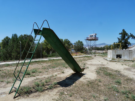Obiective turistice Nicosia: Foisor militar