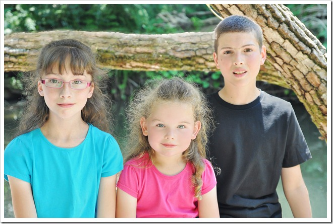 Sarahs kids
