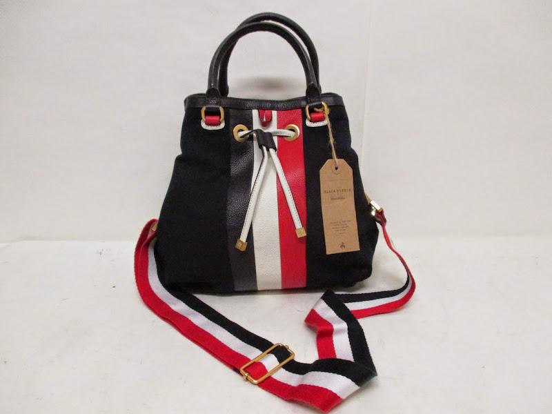 Black Fleece by Brooks Brothers Shoulder Bag