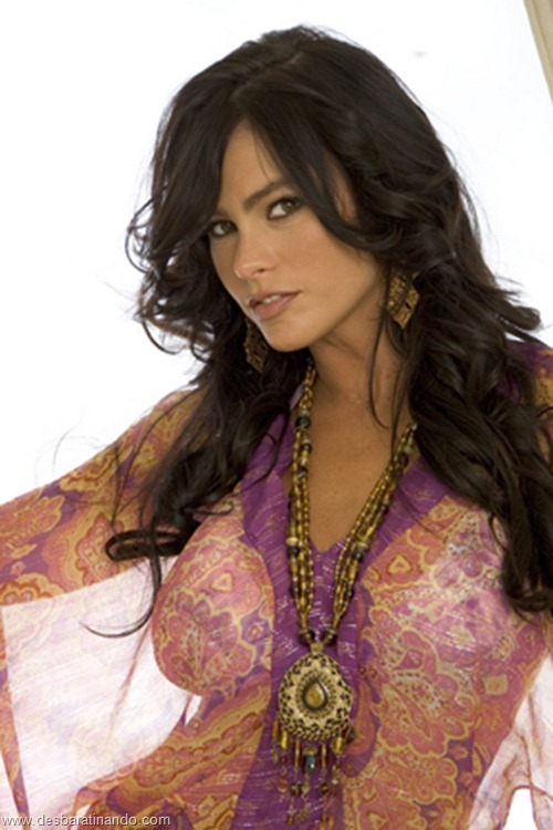 sofia vergara linda sensual sexy sedutora hot photos pictures fotos Gloria Pritchett desbratinando  (36)