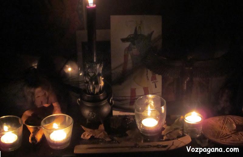 Algunos enlaces de Samhain